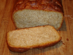 Great-Grandma's Bread