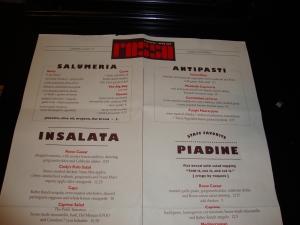 rosso pizzeria