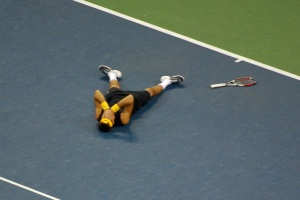 Del Potro Wins The Men's Singles at the US Open