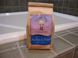 Shepard Moon Ache & Pain Relief Bath Salts