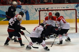 Men's Hockey USA v. Switzerland