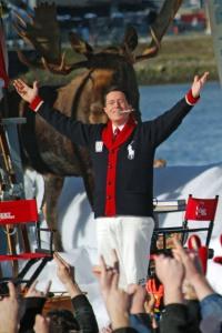 Colbert in Canada