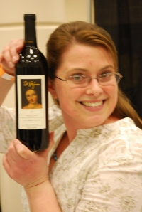 Hillary Sjolund, Winemaker at DiStefano