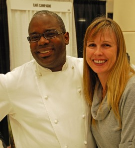OC2Seattle and Iron Chef Challenger Daisly Gordon