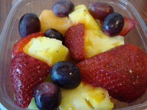 Organic to Go Fruit Cup