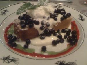 Marionberry Shortcake, Steelhead Diner Style