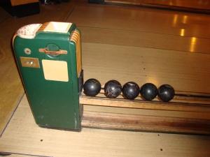 Duckpin Bowling Balls