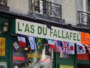 L'As Du Fallafel in Paris