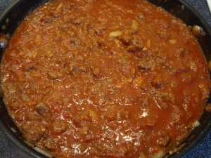 Fast and Easy Weeknight Spaghetti Sauce